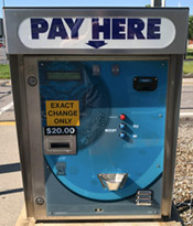 Pay Machine RV Parks