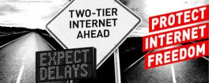 Two-tier Internet