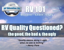 RV Quality Newsletter